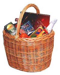 Gourmet Food Gift Basket