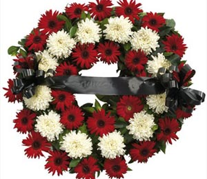 Fondest Farewell Wreath
