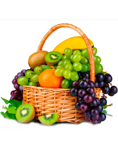 Fruit Gift Basket #1