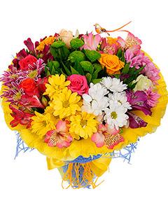 """Bouquet  """"Watercolor"""""""