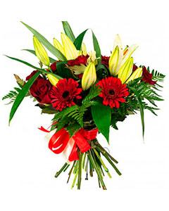 Bouquet Summer holiday
