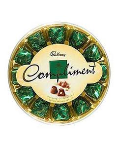 Cadbary's chocolates 'Compliment' 170g