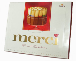 Merci Chocolate
