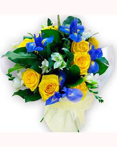 "Bouquet ""Rainbow"""