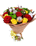 Bright bouquet Winter's Tale