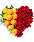 Composition Heart of the Mandarin