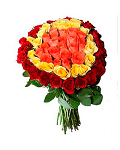 "Bouquet of roses ""Carnival of Love"""