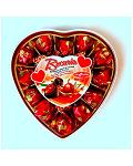 A cherry  in liqueur Chocolate