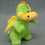 Dragon Gosha Toy