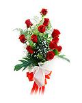 Classic roses bouquet