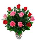 Arrangement Roses