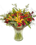Bouquet of gerberas & lilies