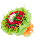 Flowers With Ferrero Rocher 02