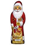Chocolate Santa